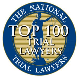The National Top 100 Trial Lawyers | Trial Lawyers