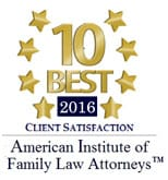 10 Best 2016 | Client Satisfaction
